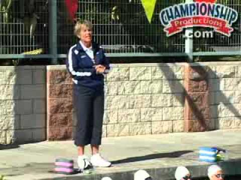 Breast Stroke Drills With Sherri Stoddard