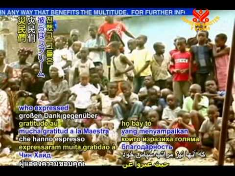 3  RELIEF NEWS UPDATE from Abidjan, Cote d'Ivoire - 31 Aug 2010