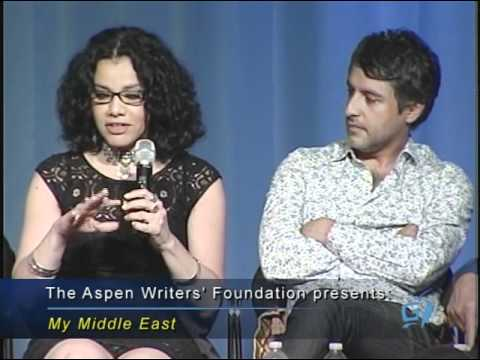 """The Aspen Writers Foundation presents """"My Middle East"""""""