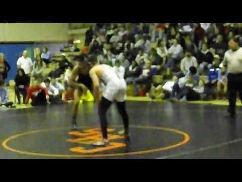 Bryce Ballas vs. Archbishop Rummel High School @ Louisiana Classic (Finals) (Loss) (Senior Year) - 01/22/2014