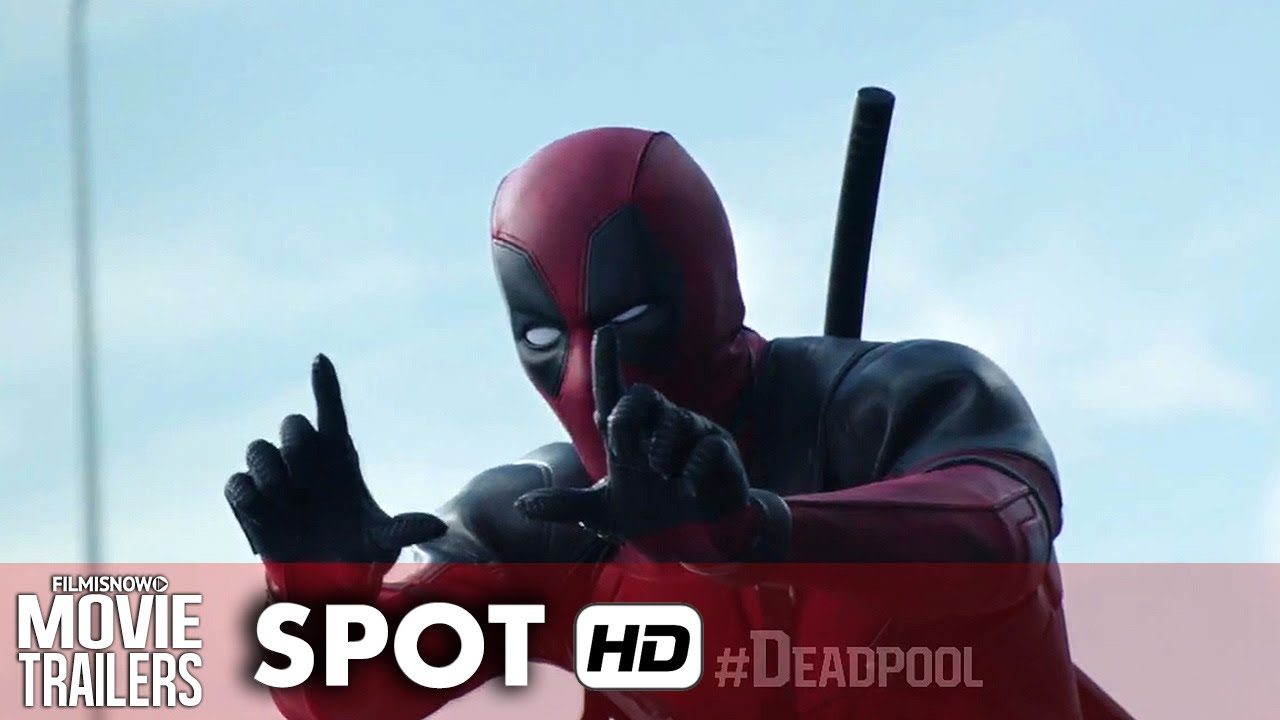 DEADPOOL TV Spot 'Canadian Rules Football' - Ryan Reynolds Marvel Movie [HD]