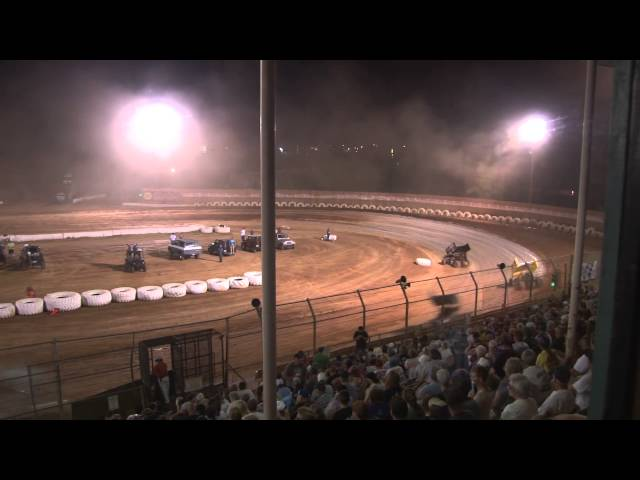 Foothilll Thunder 112 King of the West 410 Sprint Series