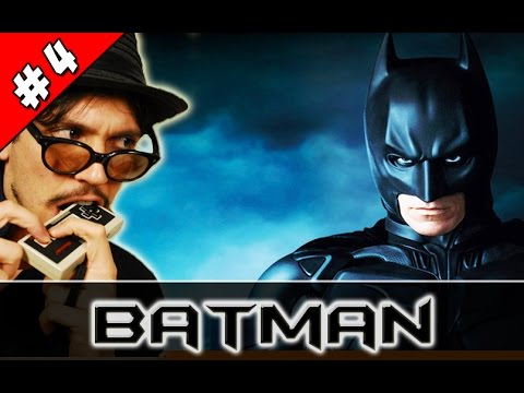 #04 Batman [con Batman!] - The OST World ITA