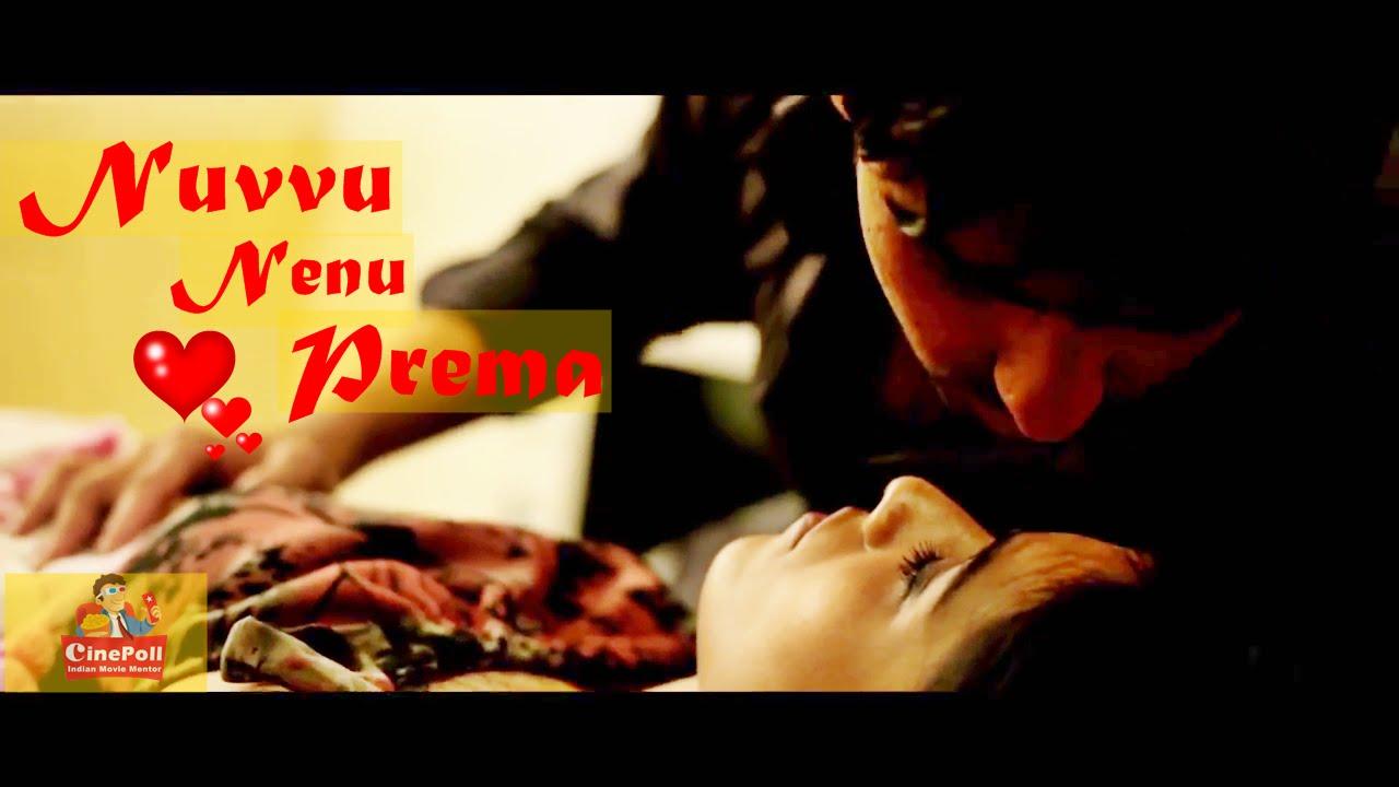 Nuvvu Nenu Prema Full Video Song | THE END Horror Movie ...