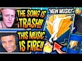 """STREAMERS REACT TO *NEW* """"ELECTRO-FIED"""" MUSIC! (FIRE!) Fortnite FUNNY & EPIC Moments thumbnail"""