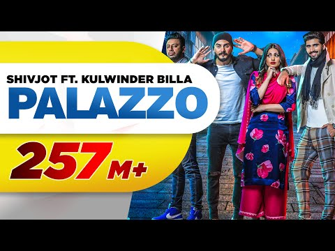 Palazzo (Full Video) | Kulwinder Billa & Shivjot | Aman | Himanshi | Latest Punjabi Song 2017