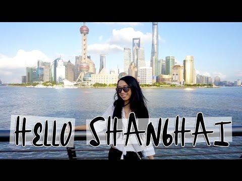 SHANGHAI VLOG - LeSassafras
