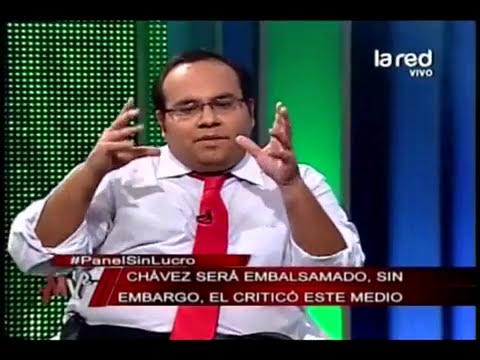 Panel sin lucro: ¿Será embalsamado Hugo Chávez?