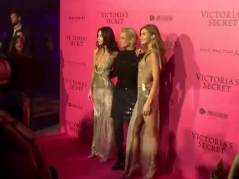 It's a Hadid family affair at Victoria's Secrets show
