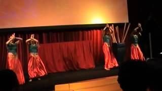 Nupur Dance - chiggy wiggy (Blue), halla re halla re (Neal n Nikki), desi girl (Dostana)