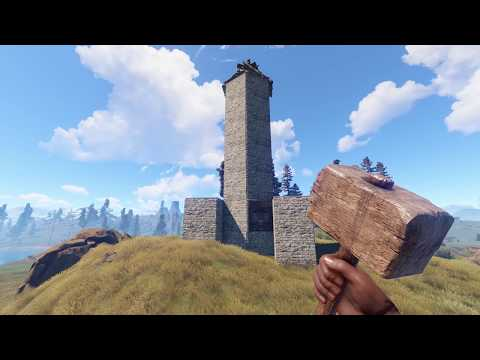 TRAPPING D**KS INSIDE A GIANT D**K (Rust)