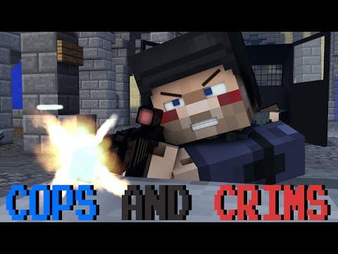 IMPARABLES Minecraft Cops and Crims con Luzu