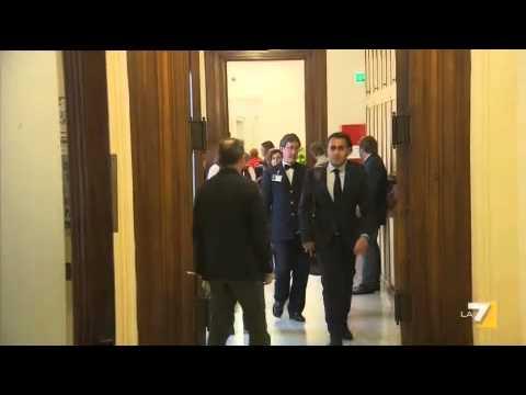 Grillo verso Roma per ricompattare M5S