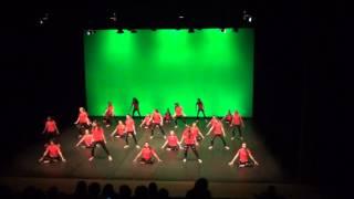2014   Barcelona Dance Awards  - Earth Song (choreo: Kris De Jonghe)