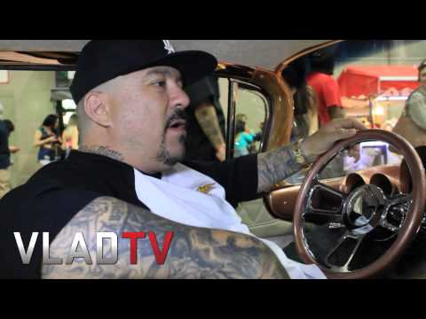 Mister Cartoon on LAPD Busting Up 50 Cent&#039;s Tattoo Session