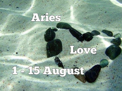ARIES In-Depth LOVE Tarot Reading 1-15 August 2017