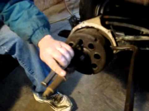 Replacing Honda ATV Rear Drum Brakes