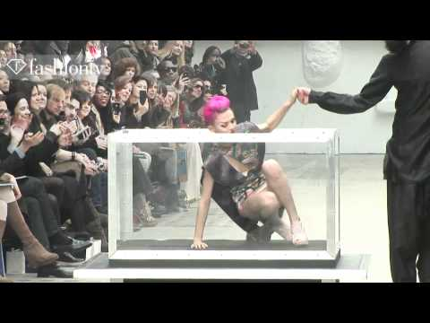 Manish Arora Fall 2011 Show Paris Fashion Week | FashionTV - FTV.com
