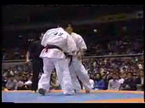 Karate kyokushin fights kumite Image 1