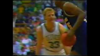 Larry Bird - Trash Talking