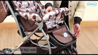 Babyhug Cosy Cosmo Stroller Feature VideoCosy Cosmo Stroller No1