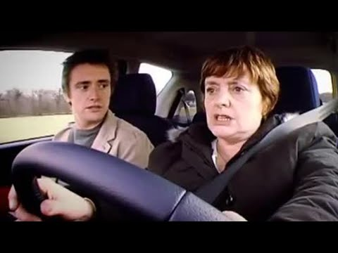Mum Run challenge part 2 | Top Gear | BBC