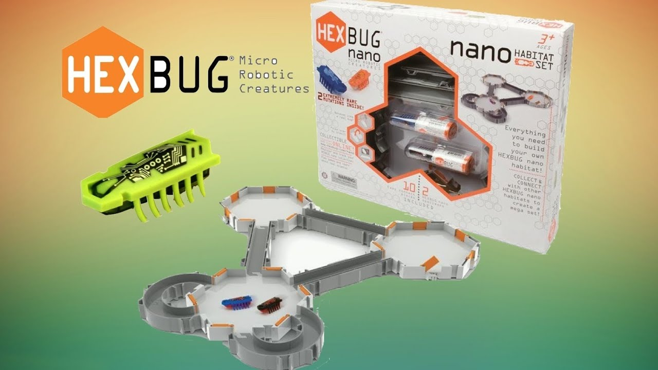 Hexbug Nano Habitat Set Hexbug Nano Habitat Set Review