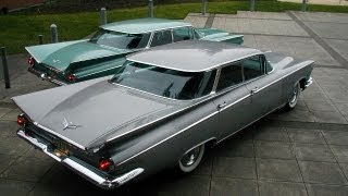 Driving the GM Cars of 1959 - BUICK CHEVROLET PONTIAC OLDSMOBILE CADILLAC