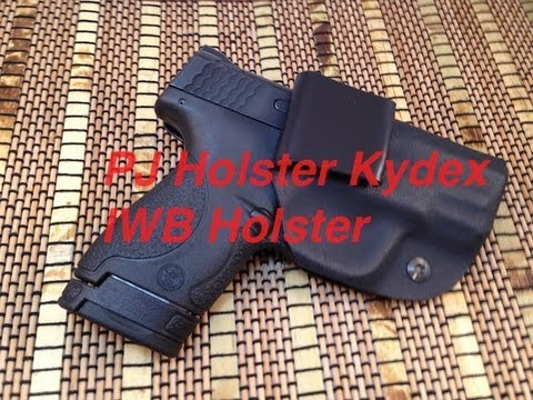 PJ Holsters Kydex IWB (M&P Shield 9mm)