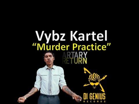 """Vybz Kartel - """"Murder Practice"""" [Di Genius] December 2017 #Exclusive"""