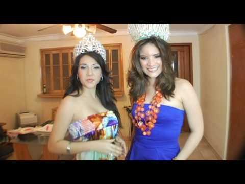 Reinas de Carnaval 2010