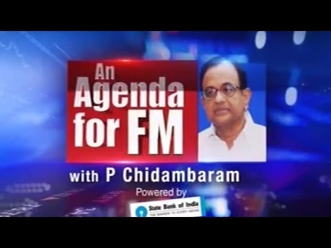 P. Chidambaram Sets the Agenda for Jaitley | Budget 2016