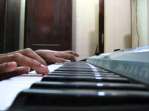 Nenjukulle - Kadal A.R.Rahman Piano  Keyboard Instrumental