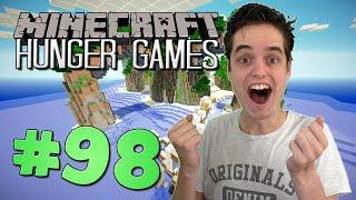 GEZELLIG ZWEMFEESTJE! - Minecraft Hunger Games #98