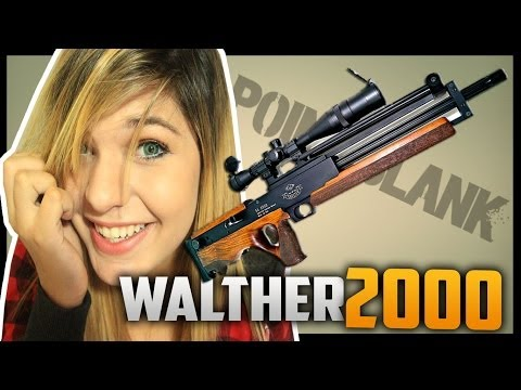 Point Blank - Testando a Sniper Walther Wa2000 ! (FAIL)