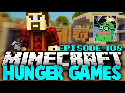 Minecraft Hunger Games: KEVIN Ep 108