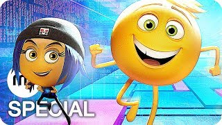 EMOJI DER FILM Film Clips & Trailer German Deutsch (2017)