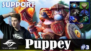 Puppey - Ogre Magi Safelane | SUPPORT | Dota 2 Pro MMR Gameplay #3