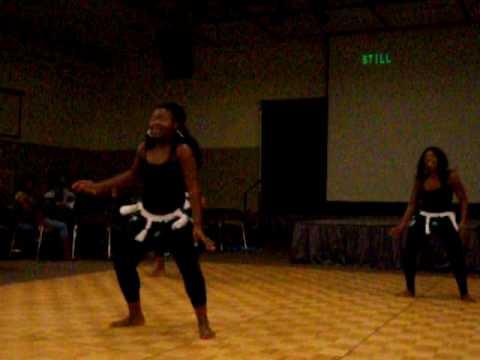 Nigerian Student Association Ucr   Cal State Collabo - Makossa Dance video