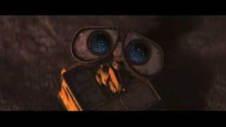 Pixar: WALL-E - original 2007 teaser trailer (HQ)