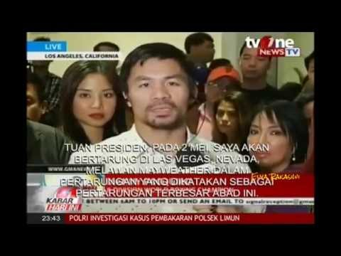Manny Pacquiao Begging On Joko Widodo President To Cancel Execution Dead Mary Jane