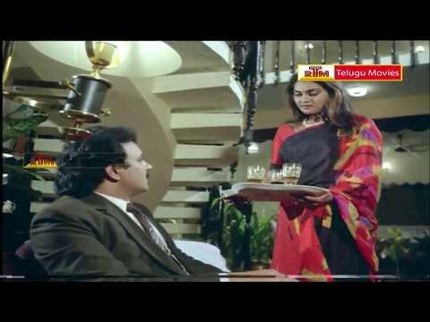 Kondaveeti Dada -  Scene  - Arjun,Nirosha,silk smitha