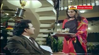 Peralai - Kondaveeti Dada - Telugu Full Length Movie Scene  - Arjun,Nirosha,silk smitha