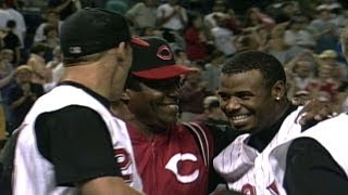 Griffey hits inside the parker to win game