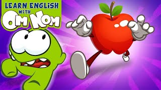 THE APPLE ADVENTURE | Find the Missing Apple | Learning Cartoons for Kids by Om Nom