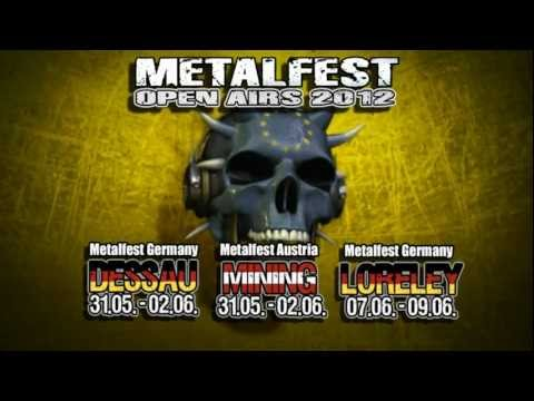 Trailer Metalfest Open Airs 2012
