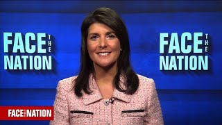 Amb. Haley says military strikes set Syria's chemical weapons program back years
