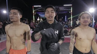 FIGHT CLUB THAILAND ตลาดมหาลาภ#2 แสนแสบ(Sansab) x ตองบาบีคิว(TongBBQ) คู่ที่ 421