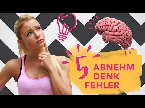 Top 5 DENKFEHLER beim Abnehmen | Selbstsabotage verhindern! | Sophia Thiel