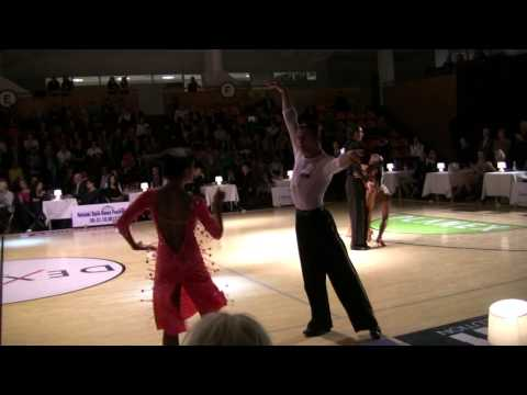 Helsinki Open, WDSF World Open 2012 final rumba